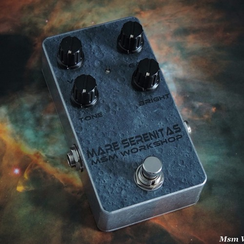 Mare Serenitas custom Overdrive, Msm workshop