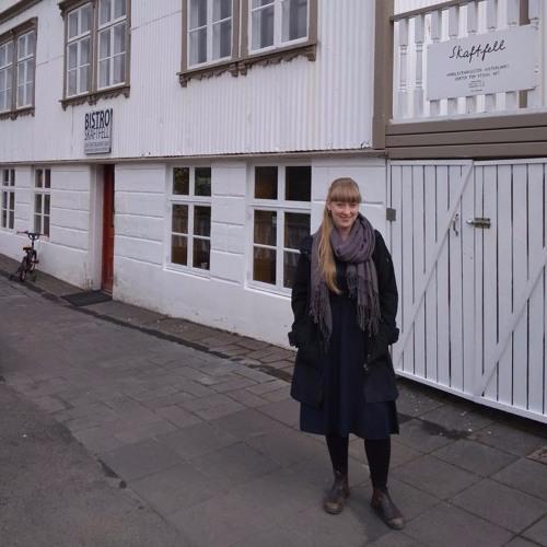 interview 01: Kristie MacDonald / artists in residence Skaftfell 2017