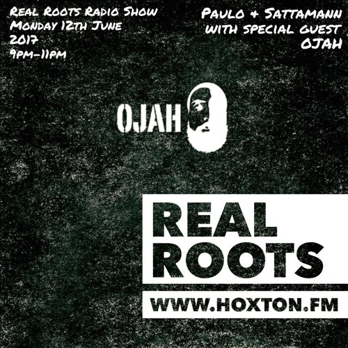 Real Roots Radio with special guest Ojah - Alchemy Dubs