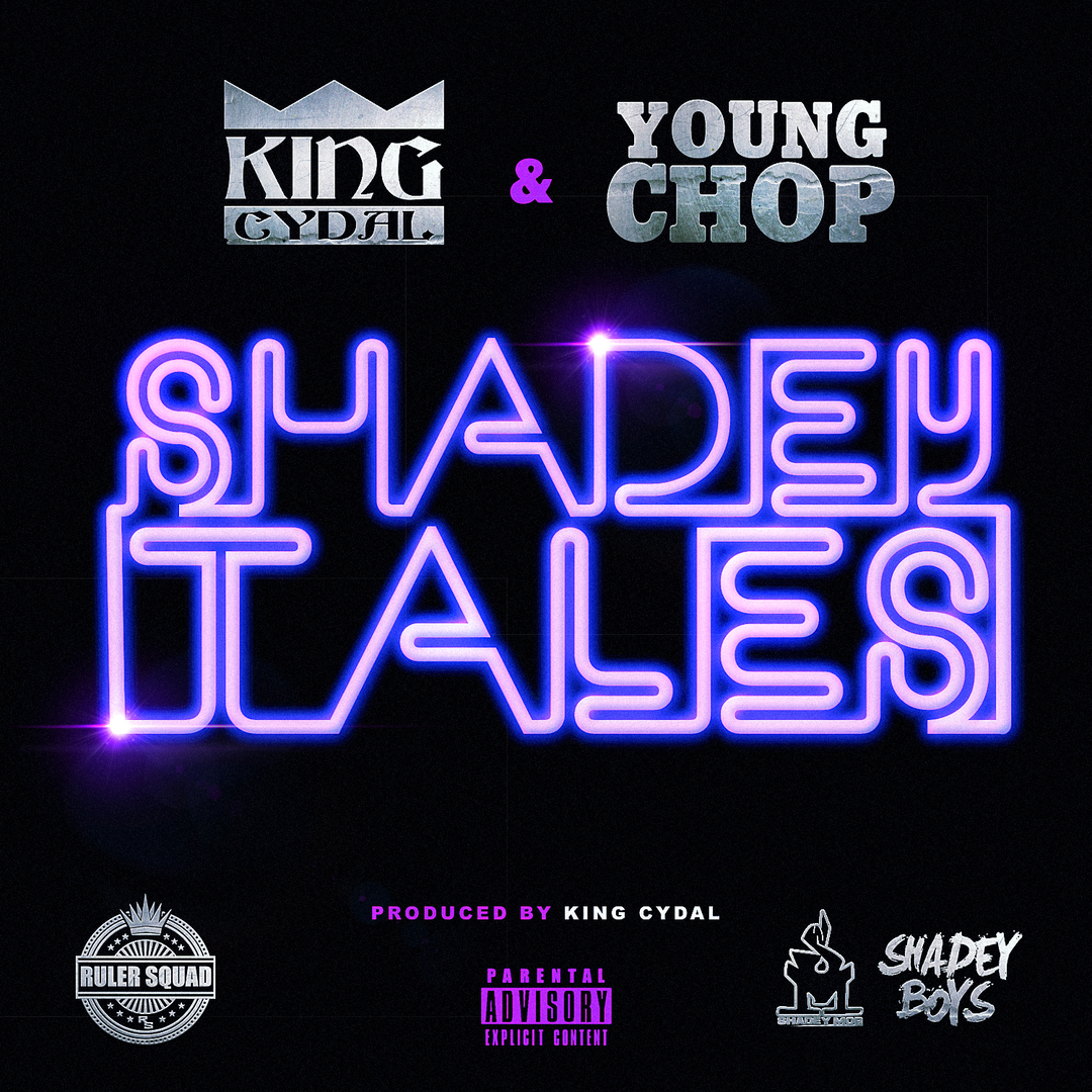 King Cydal & Young Chop - Shadey Tales (Prod. King Cydal) [Thizzler.com Exclusive]