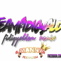 Cosmo - You Want All (fidigyaldem refix)Tip Pun Yuh Toe riddim