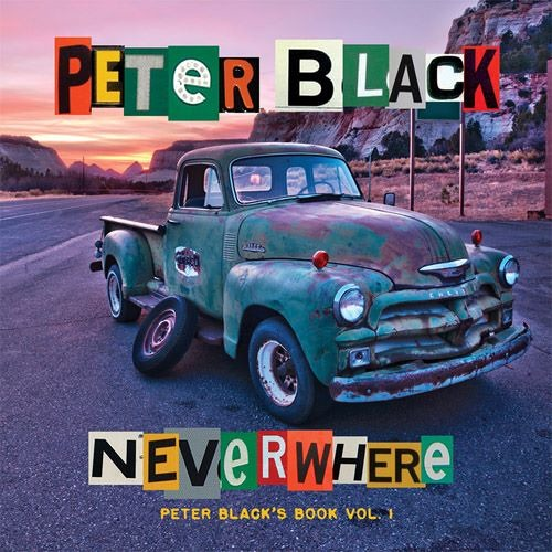 Peter Black - 10 Stone In An Hourglass