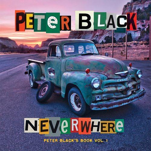 Peter Black - 02 Turn Me To Stone