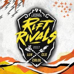 League of Legends Rift Rivals 2017 - Tema