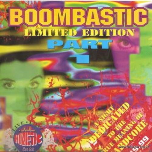 DJ Sten (Old Skool Set) @ Club Kinetic - Boombastic (Part 1