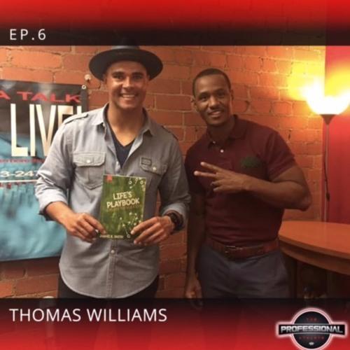 Episode 1: Jabari K. Smith interview with Thomas Williams