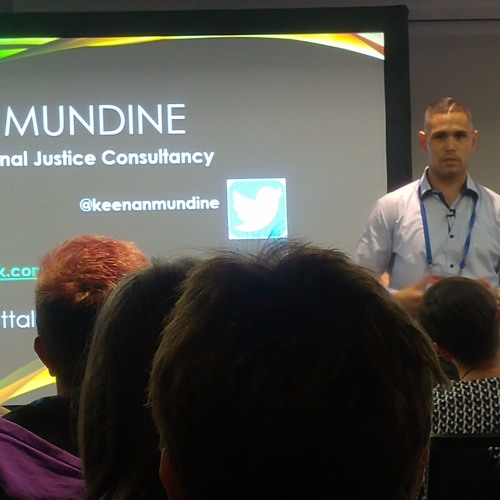 Keenan Mundine, Inside Out Aboriginal Justice Consultancy