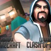 Minecraft PE VS. Clash of Clans