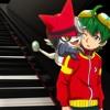 Digimon Universe Appli Monsters OP ( デジモンユニバース アプリモンスターズ) - DiVE!! [ Piano cover ]