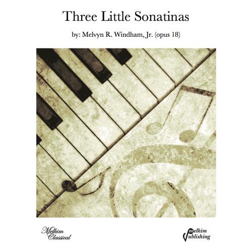 Three Little Sonatinas (op. 18)