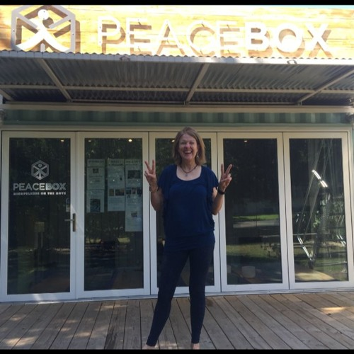 Episode 12 - Stacy Thrash: Owner, PEACEBOX