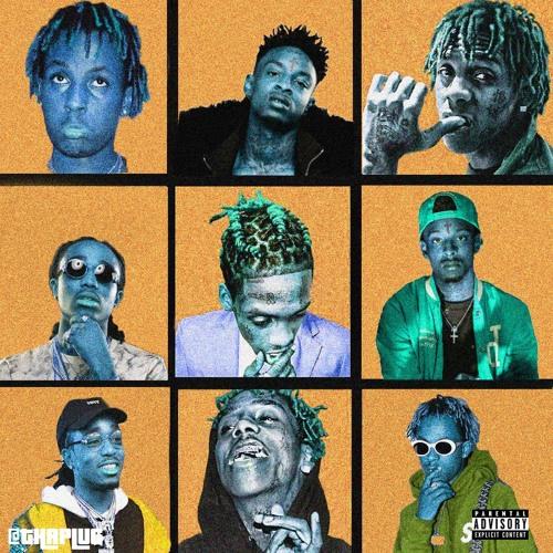 21 Savage - Goin For Ten (Feat. Famous Dex, Rich The Kid & Quavo) (REMIX)