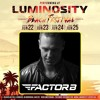 Factor B @ Luminosity Beach Festival Bloemendaal 2017-06-24 Artwork
