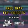 *FREE Trap flp like Trap Nation, Trap City, DJ Snake, Diplo, and more.