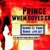 Prince  - When Doves Cry - Live Set Remix by : Bruno Le Kard
