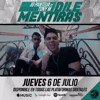 Dile Mentiras - JD Pantoja Ft. Tony M (Video Oficial)