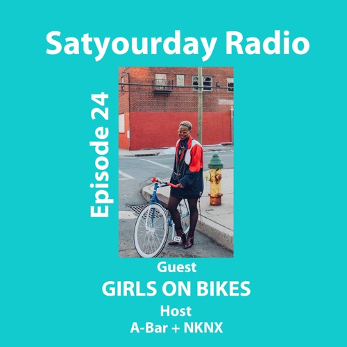 Episode 24 with Girls on Bikes