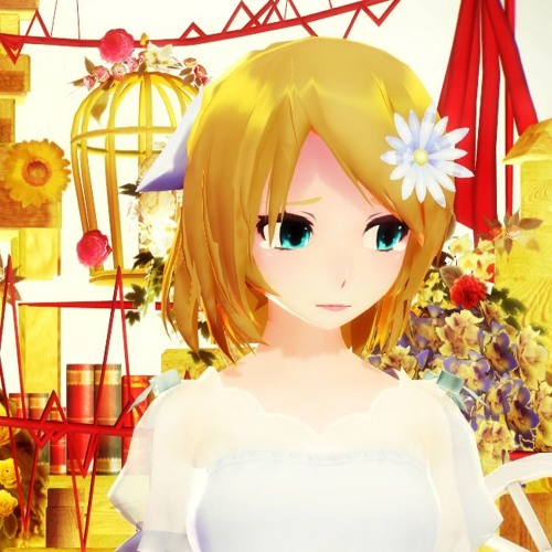 Patchwork Staccato - Rin Kagamine V4x (Vocaloid Cover)