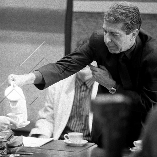 Leonard Cohen, Press Conference, Reykjavik, 1988