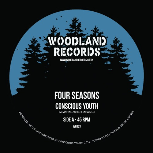 WR003 - CONSCIOUS YOUTH - Four Seasons PREVIEW