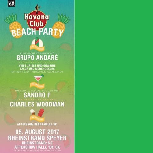 CHarles Woodman - Rasta Party - Dancehall Summer Mix 2017