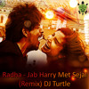 Mai Bani Tere Radha Jab Harry Meet Sejal Remix By Dj Turtle Mp3