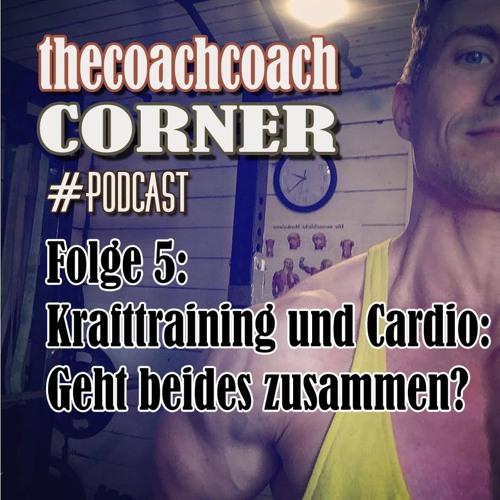 Folge 5: Krafttraining und Cardio: Geht beides zusammen?