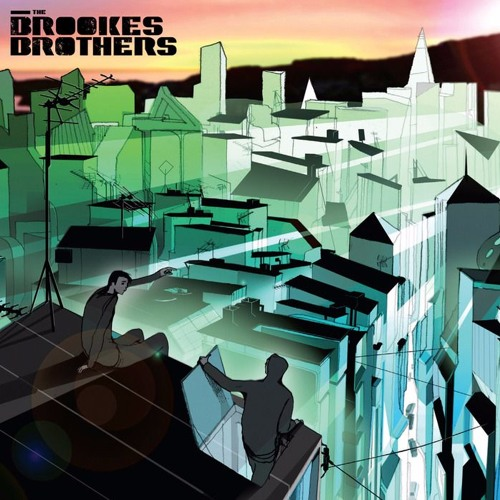 Album Flashback #4: The Brookes Brothers - The Brookes Brothers
