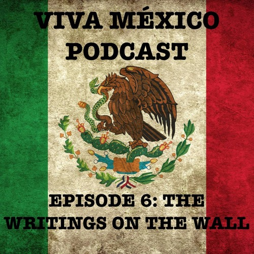 Episode 6: The Writings on the Wall (with DBC Pierre and Andrew Paxman)