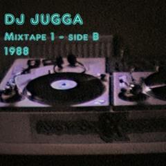 DJ Jugga - Mixtape from 1988 - side B