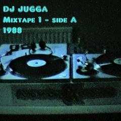 DJ Jugga - Mixtape from 1988 - side A