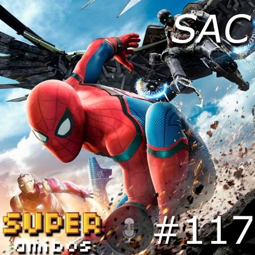 SAC 117   Akira, Homem Aranha De Volta Ao Lar E Switch No Brasil
