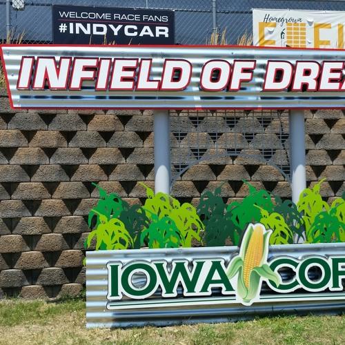 Indycar SFX at Iowa Speedway