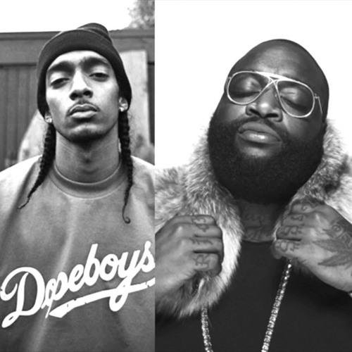 Nipsey Hussle Ft. Rick Ross...Mark My Words (Dj Shawne Blend God Remix)