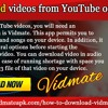 Download Videos From YouTube On iPhone