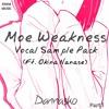 Moe Weakness Free Vocal Sample Pack, Part 1 (Ft. Okina Nanase) Buy = Free Download