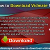 How To Download Vidmate For iPhone