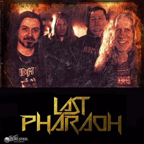 LAST PHARAOH - The Headless Horseman (PURE STEEL RECORDS)