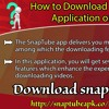 How to download SnapTube application on your Motorola mobile