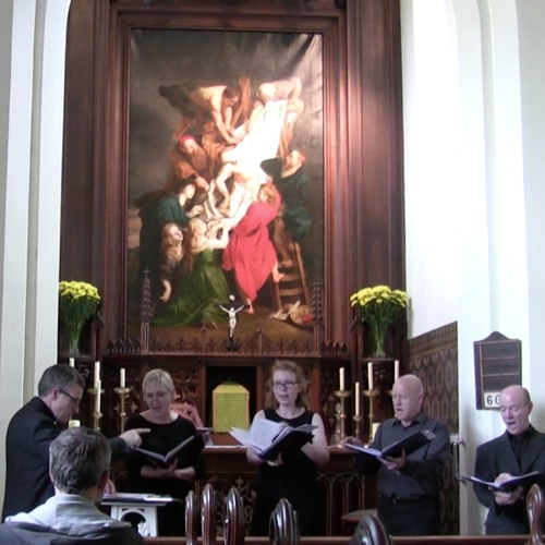 Tudor music live at Cheeseburn Grange, Northumberland 08.07.2017