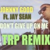 Johnny Good Ft. Jay Sean - Don't Give Up On Me - TRP Remix