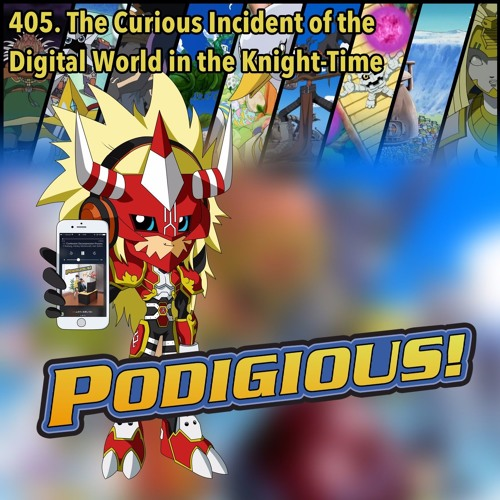 Digimon Frontier: Royal Knights Arc   405