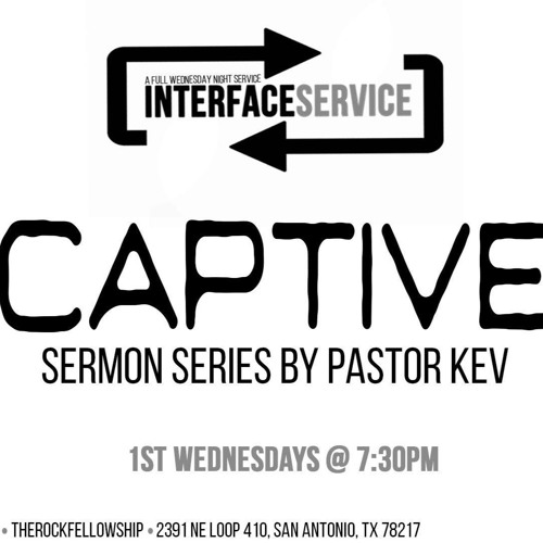 CAPTIVE by Apostle Kevin Duhart