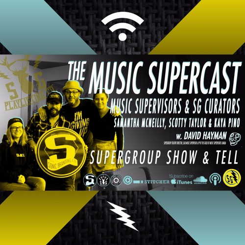032 - SUPERGROUP SHOW & TELL (JULY)