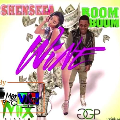 Shenseea Wine Boom Boom Remix By Dj Yosef asnaka