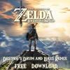 The Legend Of Zelda: Breath Of The Wild - Shrine Theme [Destro's DNB Remix] FREE DOWNLOAD