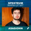 SPEKTRUM 2017 Warm Up mit AsadJohn
