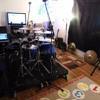 Metal Drum Recording Session