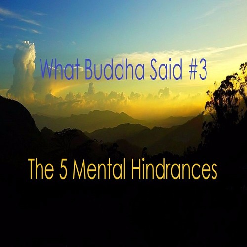 Guided Meditation on The Mental Hindrances AN 1:2