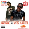 LAVA, PRESENTS (THE UNFORGETTABLE WAR) MAVADO vs VYBZ KARTEL